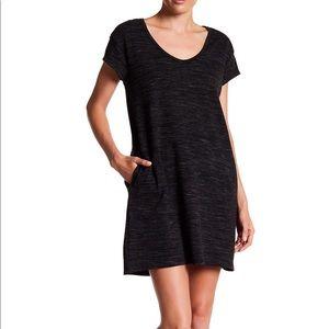 ATM Anthony Thomas Melillo Sweatshirt Dress Black